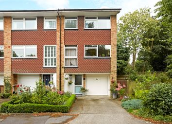 Thumbnail 3 bed terraced house for sale in Yorke Gardens, Reigate, Surrey
