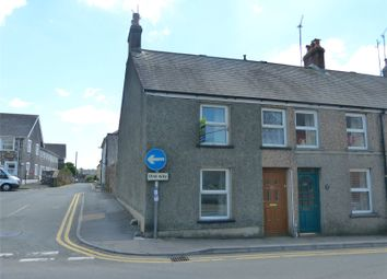 3 bed end terrace house for sale in Spring Gardens, Narberth, Pembrokeshire SA67