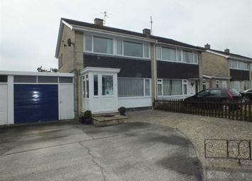 Thumbnail 3 bed property for sale in Broughton Road, Trowbridge, Wiltshire