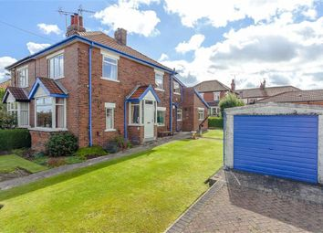 Thumbnail 3 bed semi-detached house for sale in Hillside Road, Pannal, North Yorkshire