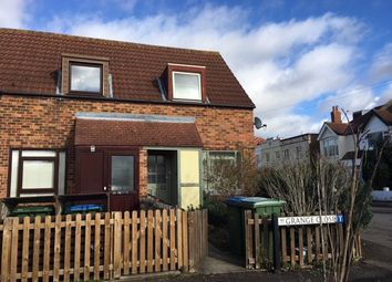 Thumbnail 1 bedroom end terrace house to rent in Grange Road, West Molesey