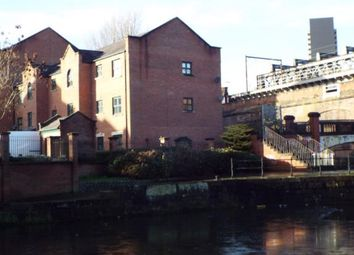 Thumbnail 1 bed flat for sale in 9 Slate Wharf, Castlefield, Manchester, Greater Manchester