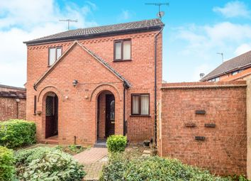 Thumbnail 2 bed semi-detached house for sale in West End Court, Crompton Street, Warwick