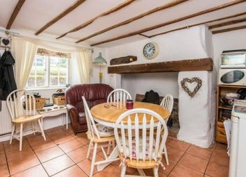 Thumbnail 2 bed semi-detached house for sale in Newton Poppleford, Sidmouth, Devon