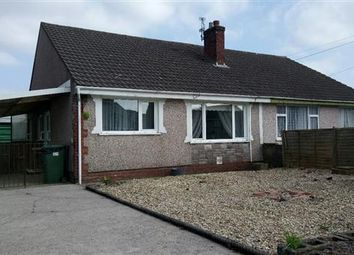 Thumbnail 2 bed bungalow for sale in Heol Undeb, Beddau, Pontypridd