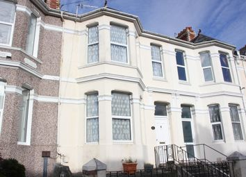 Thumbnail 4 bed terraced house for sale in Neath Road, Plymouth