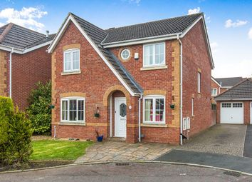 Thumbnail 4 bedroom detached house for sale in Park Close, Ribbleton, Preston