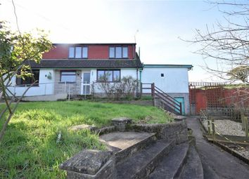 Thumbnail 3 bed semi-detached bungalow for sale in Oaklands, Petrockstow, Okehampton
