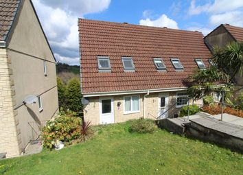 Thumbnail 4 bed end terrace house for sale in Austin Crescent, Plymouth