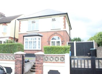 Thumbnail 3 bed detached house to rent in East Kent Avenue, Northfleet