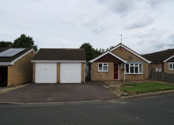 Thumbnail 3 bed detached bungalow for sale in Charlton Close, Whetstone, Leicester