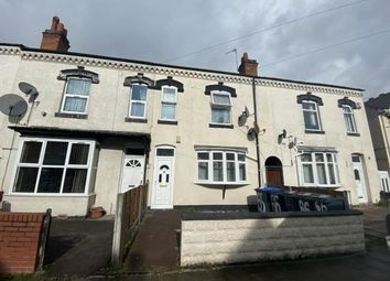 Thumbnail 3 bed terraced house for sale in Alexander Road, Acocks Green, Birmingham, West Midlands