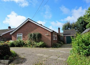 Thumbnail 3 bed detached bungalow for sale in West Wickham Road, Balsham, Cambridge