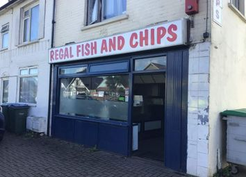 Thumbnail Restaurant/cafe for sale in Chichester Road, North Bersted, Bognor Regis