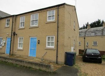 Thumbnail 2 bed flat to rent in Station Street, Chatteris