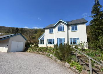 Thumbnail 4 bed detached house for sale in Llandogo, Monmouth