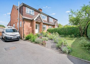 Cranmore Lane, West Horsley, Leatherhead KT24. 3 bed semi-detached house
