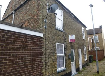 Thumbnail 2 bedroom end terrace house for sale in Brompton Place, Wisbech Road, King's Lynn