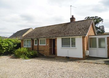 Thumbnail 2 bed detached bungalow for sale in Bacton Road, North Walsham