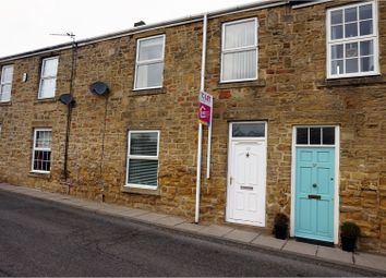 Thumbnail 2 bed terraced house for sale in Mount Lonnen, Eighton Banks