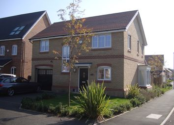 Thumbnail Detached house to rent in Denby Way, Cradley Heath