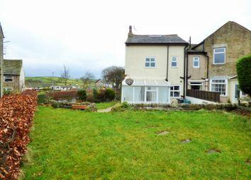 Thumbnail 3 bed cottage for sale in Emmott Lane, Laneshawbridge, Colne