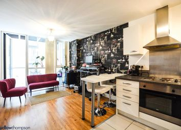 Thumbnail 1 bed flat to rent in Gowers Walk, London