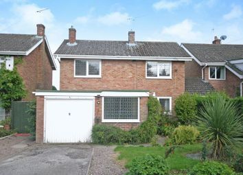 Thumbnail 4 bed detached house to rent in Meadow Rise, Burton-On-Trent