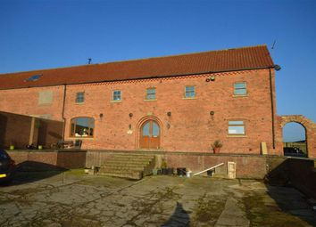 Thumbnail 4 bed barn conversion for sale in East Hill Barn, Hornsea Road, Aldbrough