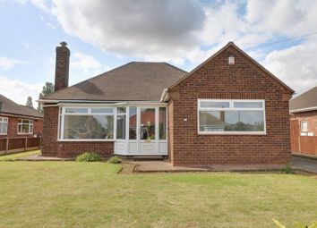 Thumbnail 3 bed detached bungalow for sale in Devonshire Road, Scunthorpe
