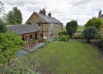 Thumbnail 3 bed cottage for sale in Sun Lane, Crich, Derbyshire
