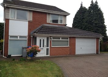 Thumbnail 3 bed detached house to rent in Whalley Avenue, Davyhulme