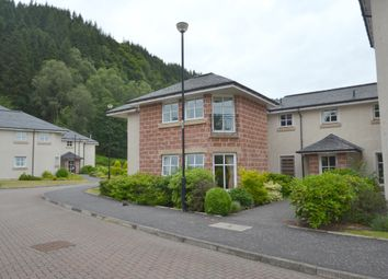 Thumbnail 3 bed flat to rent in Tulipan Court, Callander
