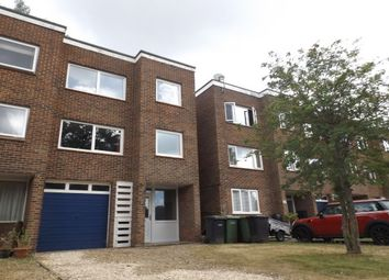 Thumbnail 3 bed town house to rent in Ashdown Close, Chandler's Ford, Eastleigh