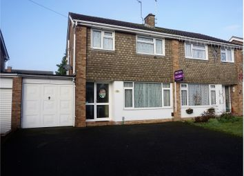 Thumbnail 3 bed semi-detached house for sale in Warren Avenue, Chandlers Ford