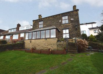 Thumbnail 4 bed detached house for sale in Hough Side Road, Pudsey, West Yorkshire