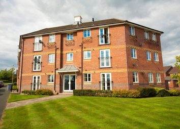 Thumbnail 2 bed flat to rent in Alder Drive, Crewe
