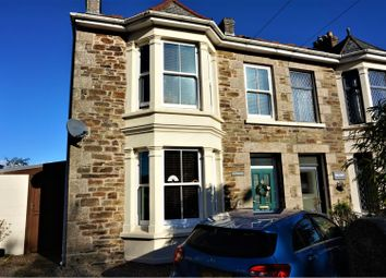 3 bed semi-detached house for sale in Barncoose Terrace, Illogan Highway, Redruth TR15