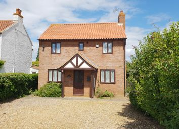 Thumbnail 3 bed detached house for sale in Holme Next The Sea, Hunstanton, Norfolk
