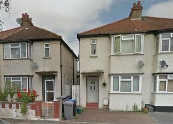 Thumbnail 3 bedroom semi-detached house to rent in Rugby Avenue, Wembley, Greater London