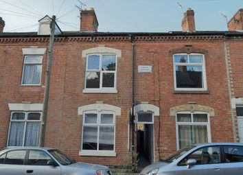 Thumbnail 4 bed terraced house for sale in Myrtle Road, Highfields, Leicester