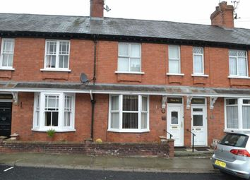 Thumbnail 2 bed terraced house for sale in Haulwen, 15, Westgate Street, Llanidloes, Powys