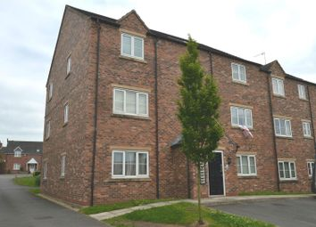 Thumbnail 1 bed flat for sale in Kidger Close, Shepshed, Leicestershire