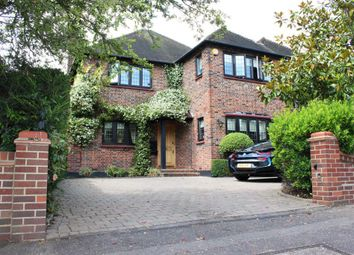 Thumbnail 4 bed terraced house to rent in Meadow Way, Chigwell