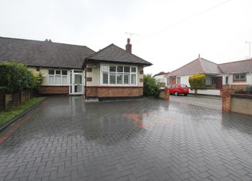 Thumbnail 3 bed semi-detached house for sale in The Fairway, Leigh-On-Sea
