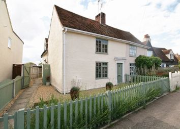 Thumbnail 3 bed semi-detached house for sale in Queen Street, Brightlingsea, Colchester