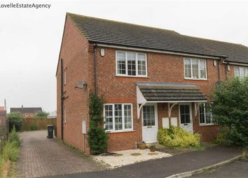 Thumbnail 2 bedroom property for sale in Edgar Close, Scotter, Gainsborough