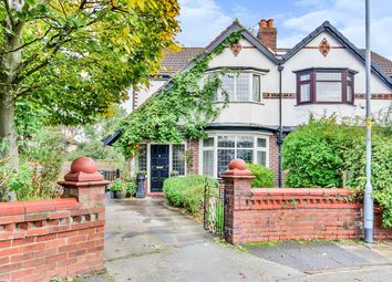 Thumbnail 3 bed semi-detached house for sale in Mayville Drive, Manchester, Greater Manchester