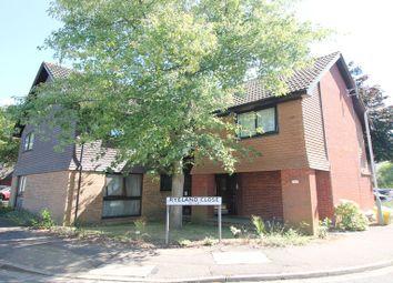 Thumbnail 1 bedroom flat to rent in Ryeland Close, West Drayton