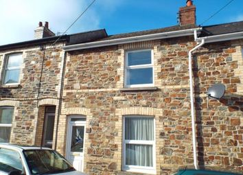 Thumbnail 2 bed terraced house for sale in Okehampton, Devon, England